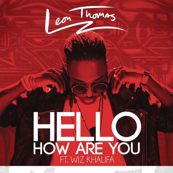 Новый трек от Leon'a Thomas'a с участием Wiz'a.