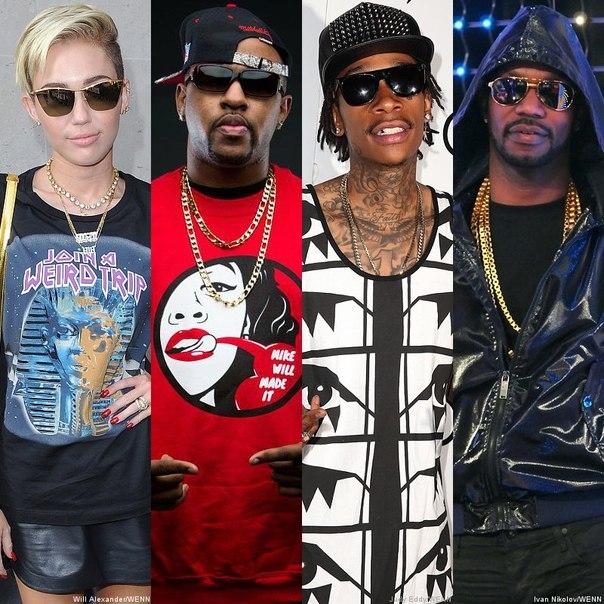 Премьера клипа на трек «23» от Mike Will Made It, при участии Wiz'a, Juicy J и Miley Cyrus состоится в понедельник!