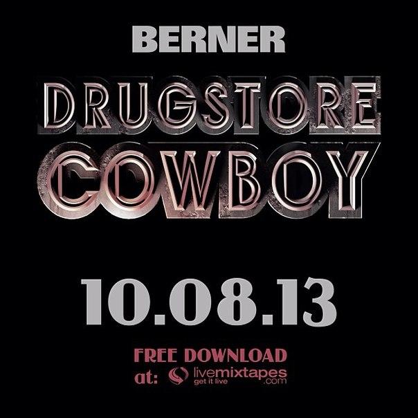 8 октября нас ждёт долгожданный микстейп Drugstore Cowboy