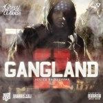 А вот и обложка грядущего микстейпа Chevy Woods'a —  «Gang Land 2»