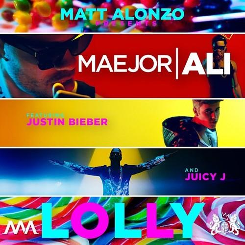 Maejor Ali подает сладкое удовольствие в виде клипа «Lolly».