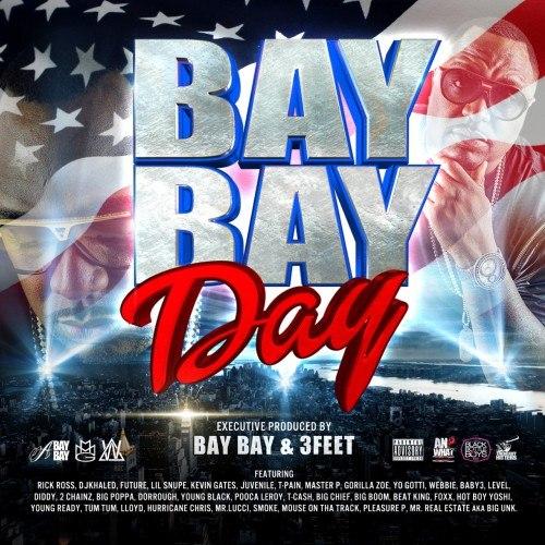 Bay Bay Ft Juicy J, Wiz Khalifa & Project Pat  – Cash In A Rubberband