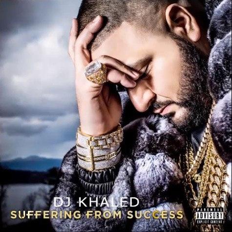 Wiz Khalifa появится на грядущем альбоме DJ Khaled'a - «Suffering From Success».