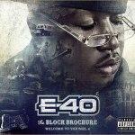 Juicy появится на грядущем альбоме E-40 — «The Block Brochure: Welcome To The Soil 4».