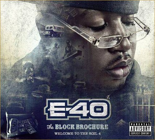 Juicy появится на грядущем альбоме E-40 - «The Block Brochure: Welcome To The Soil 4».