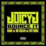 Сегодня Juicy J порадовал слушателей ремиксом на сингл с нового альбома «Stay Trippy»