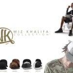 Эксклюзивная коллекция лимитированных кепок от Wiz'a на лейбле «Flat Fitty»