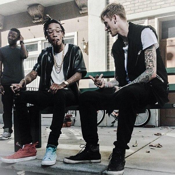 MGK и Wiz отсняли клип на трек первого - «Mind Of A Stoner».