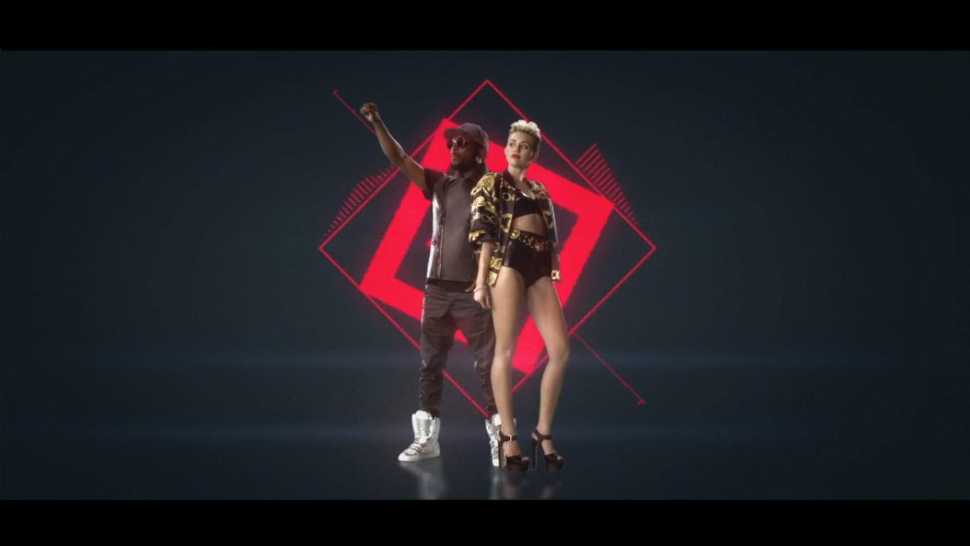 Will.I.Am feat. Miley Cyrus, French Montana & Wiz Khalifa – Feelin' Myself