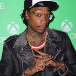 Wiz Khalifa на запуске «Xbox One».