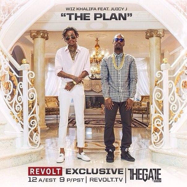 Wiz Khalifa feat. Juicy J – The Plan