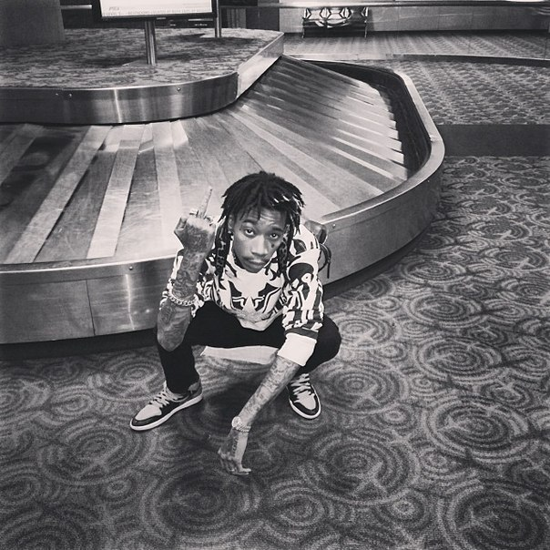 Новый трек Wiz Khalifa «Got Me Some More», спродюсированный Young Chop.