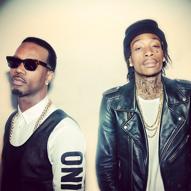 Juicy J - Talkin' Bout (feat. Wiz Khalifa & Chris Brown)