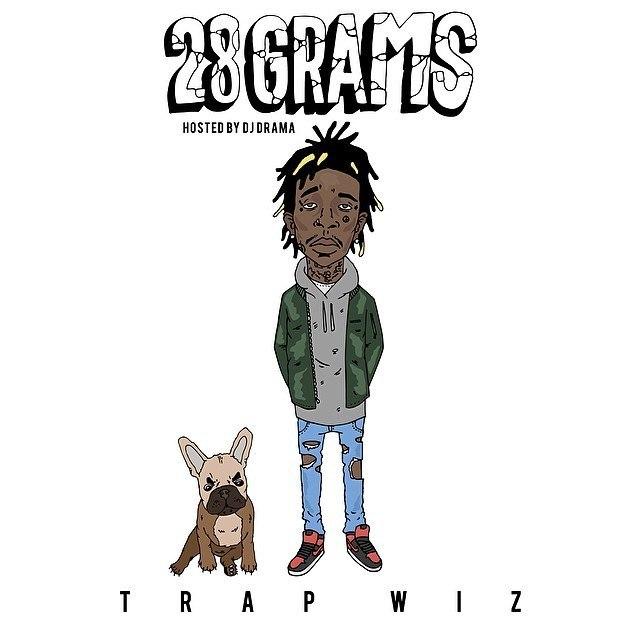 Wiz Khalifa Микстейп «28 Grams»