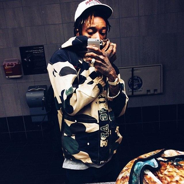 Wiz Khalifa - Maan! (Weedmix)