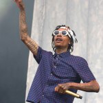 Многострадальная пластинка Wiz Khalifa «Blacc Hollywood»