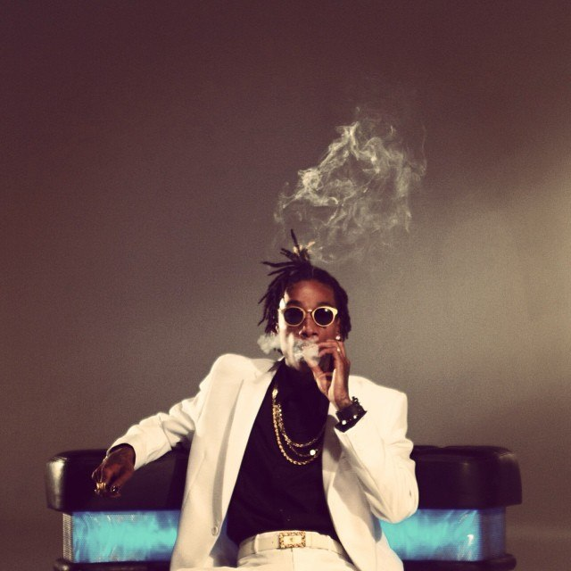 Juicy J — Smoke A Nigga (feat. Wiz Khalifa)