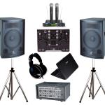 Звуковое оборудование высокого качества