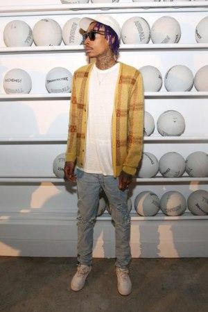 новые фото Wiz Khalifa