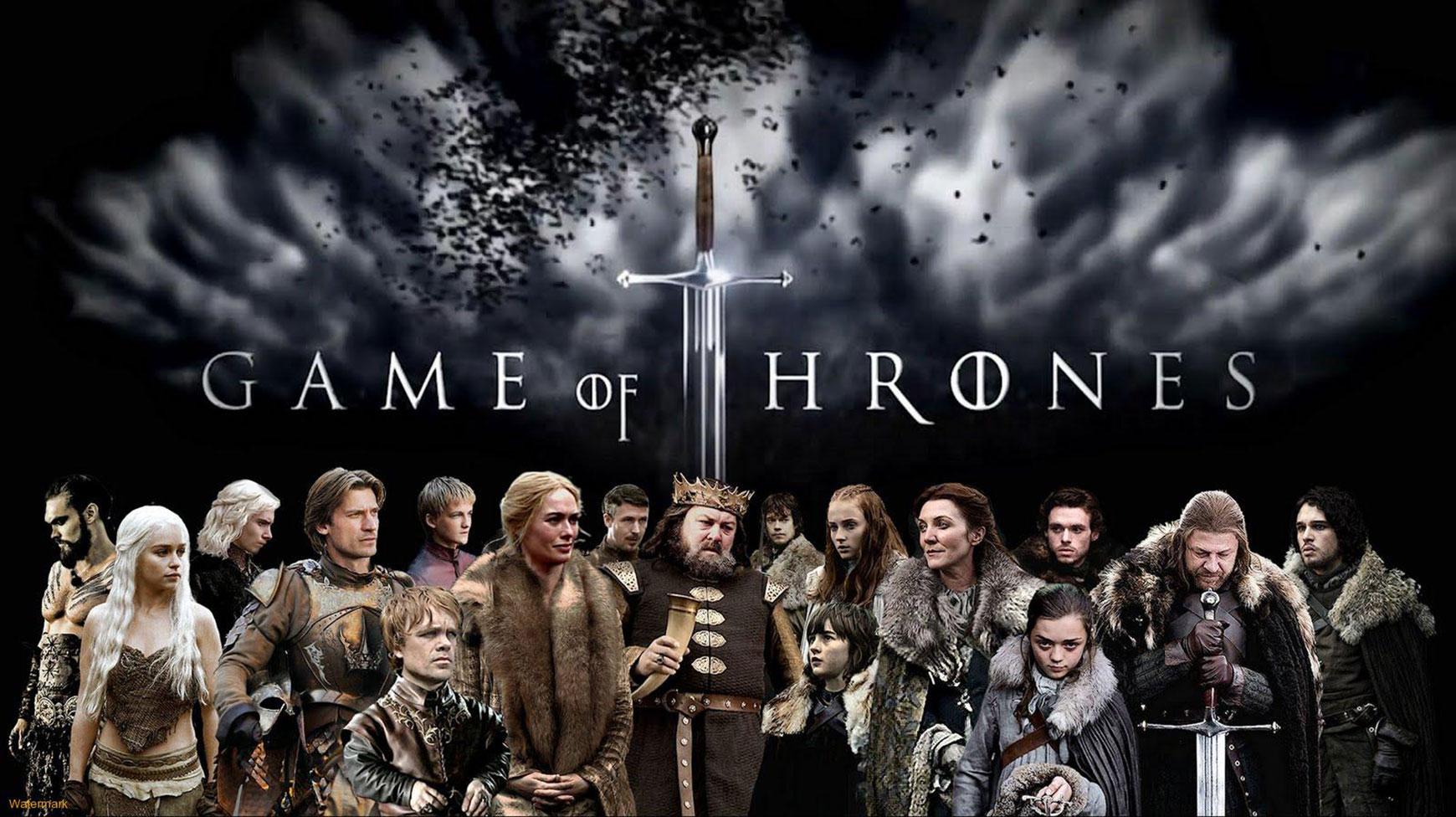 актеры сериала игра престолов фото