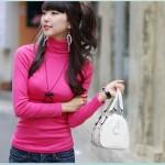 Женская водолазка: как выбрать и с чем носить?