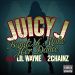 """Поздравляем Juicy J трек """"Bandz A Make Her Dance"""" стал золотым"""