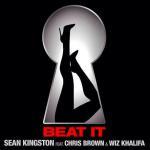 Песня: Sean Kingston — Beat It при участии Chris Brown и Wiz Khalifa