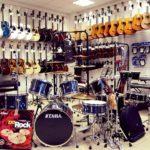 Интернет-магазин музыкальных инструментов и оборудования